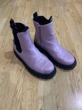 Осенние ботинки Zara 34 размер
