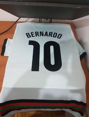 T-shirt alternativa de Portugal ( coloco nome e número )