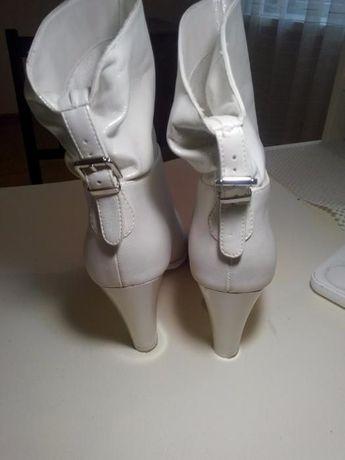 Весільні чобітки свадебние ботинки 35 розмір