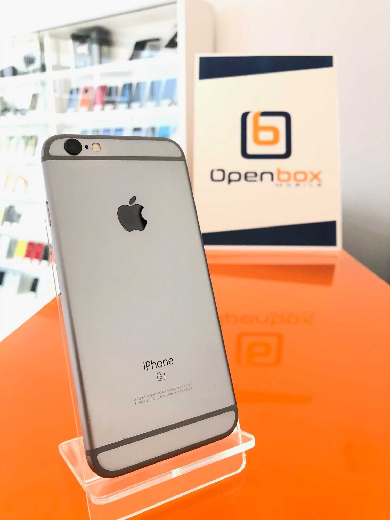 iPhone 6s 32gb Cinzento B - Garantia 12 meses