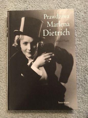 Prawdziwa Marlena Dietrich Gilles Plazy nowa