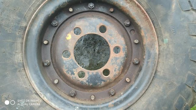 Колеса в сборе газ 66