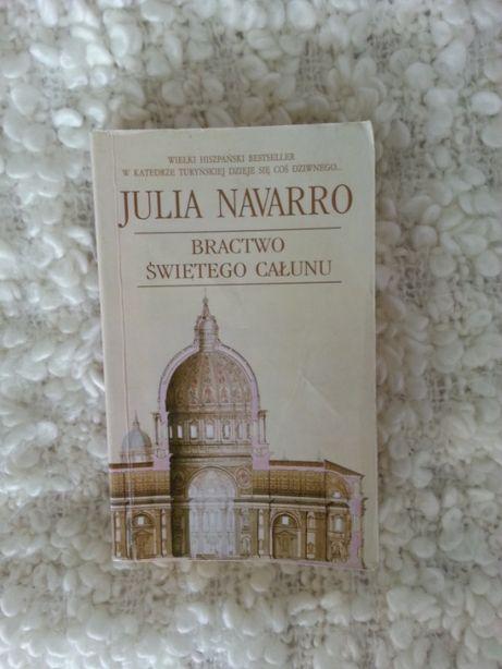 Julia Navarro Bractwo Swiętego Całunu