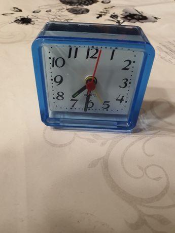 Zegar budzik plastikowa