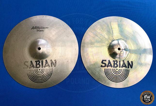 "Sabian - talerze AA Regular Hi-hat 14"" 90s"