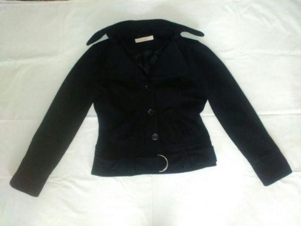Куртка пиджак пальто (шерсть) как новая фирм Vero Moda р. М-L