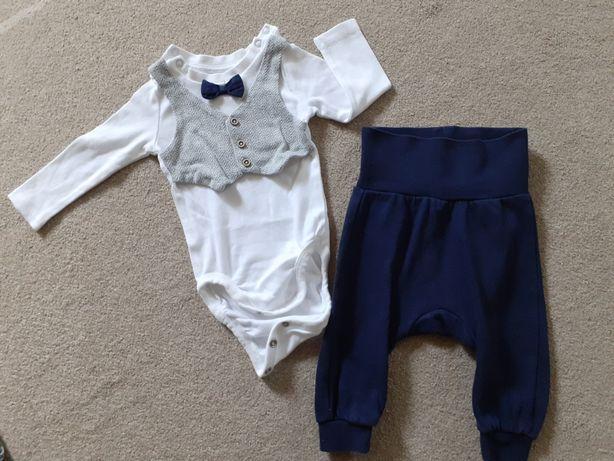 Ubranie dla chłopczyka 68/74