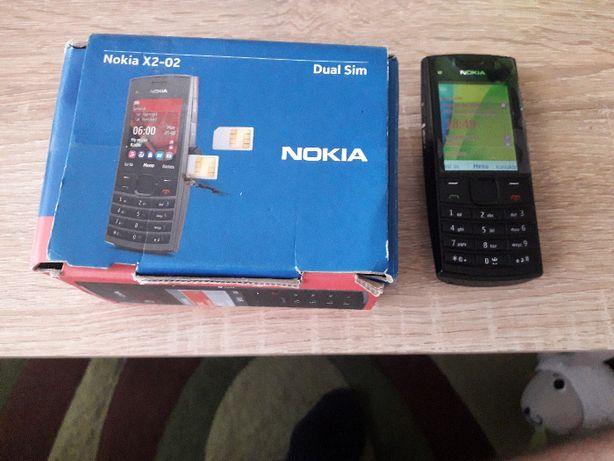 Nokia X2-02 bardzo dobry stan !!