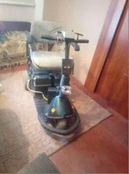 Скутер для инвалидов...