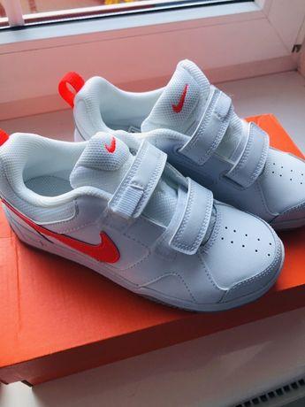 Nike Lykin dziecięce nowe rozm. 31,5 skora naturalna