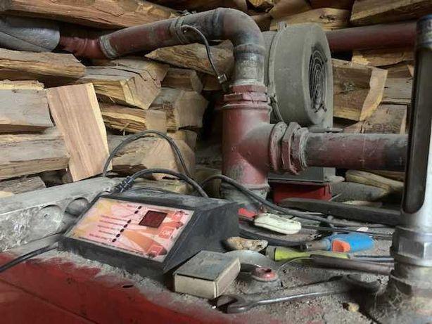 Części do pieca C.O 25 KW, na miał, węgiel, drzewo