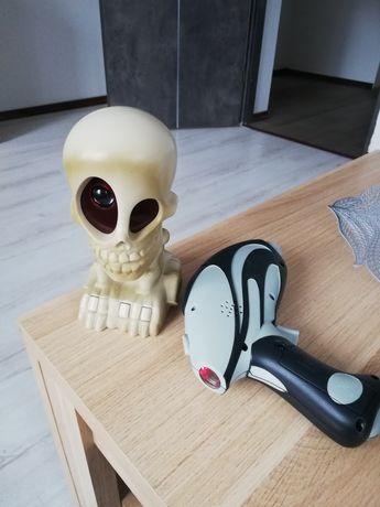 Gra czaszka z duchami