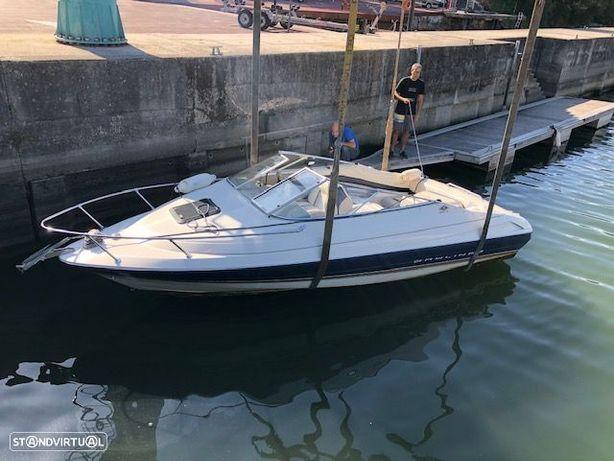 Bayliner 2052 Capri LS Cuddy