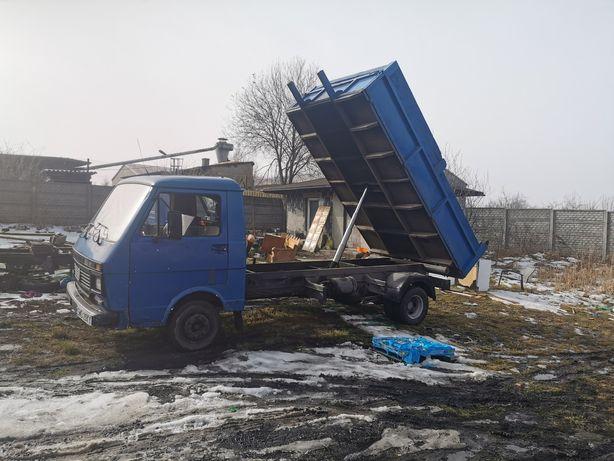 Volkswagen lt 55 wywrotka kat b