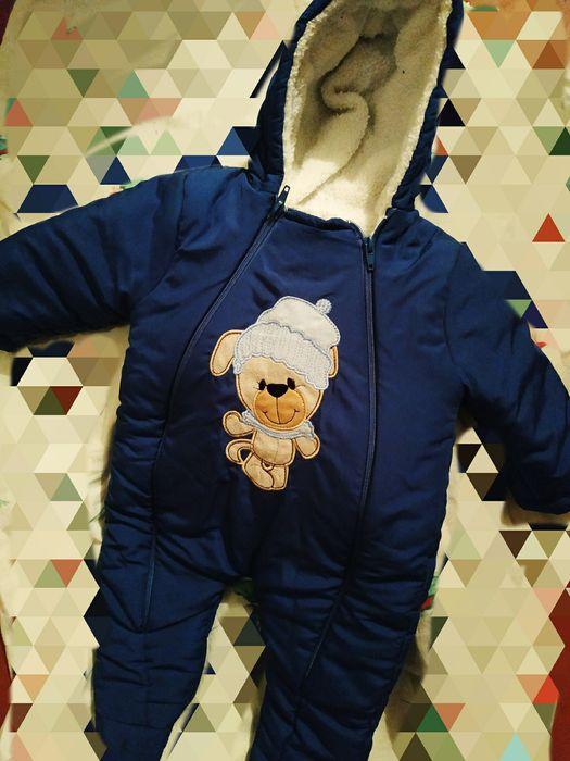Детский зимний комбинезон Горловка - изображение 1