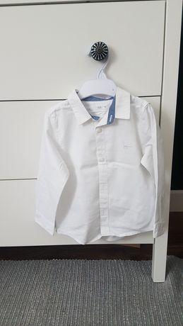 Koszula chlopięca z długim rękawem 92 Zara