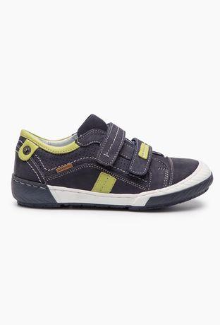 Skórzane jesienne trampki buty półbuty CCC r.25 Lasocki Kids