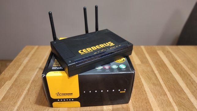 Pentagram Cerberus ADSL2+ Router Wi-Fi 802.11n - P 6341