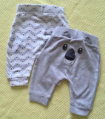 Штаны для новорожденных 0-1 мес