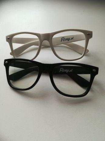 Okulary zerówki kujonki