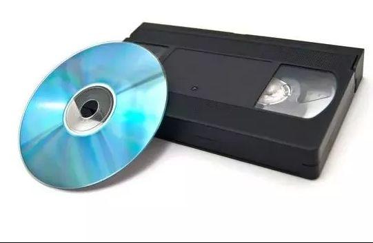 Nagrywanie filmów z Kaset VHS na Płytę DVD
