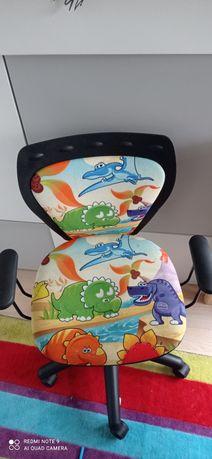 Krzesełko do biurka dzieciece