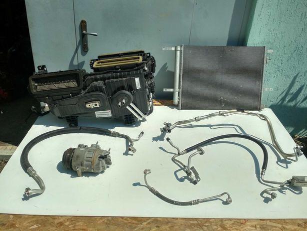 Компрессор, радиатор, трубка кондиционера Ford Fusion 2.5 mk5 USA БУ