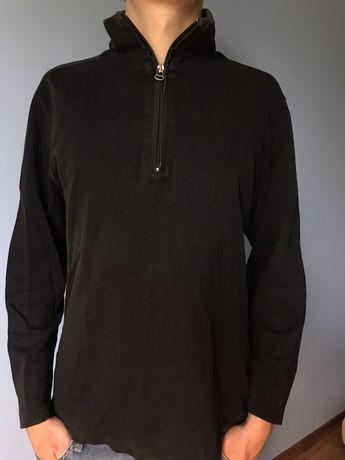 Bluza HUGO BOSS czarna M oryginalna męska sweter
