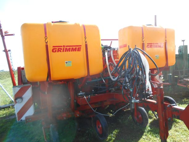 Sadzarka 4 rzędowa ciągana do ziemniaków Grimme VL 20 KLZ