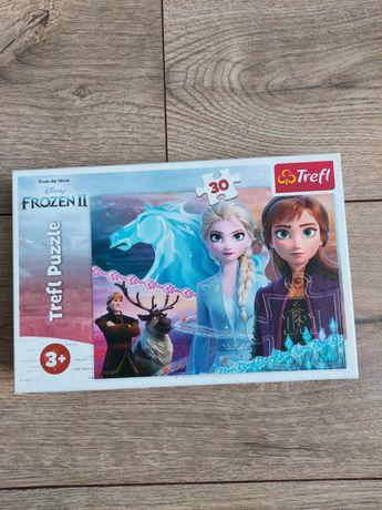 Puzzle Kraina lodu 2 dla dziecka 3+