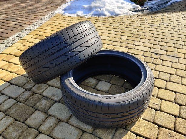 Opony Bridgestone Potenza RE050A 225/40 R18 2014r Run on Flat 6mm