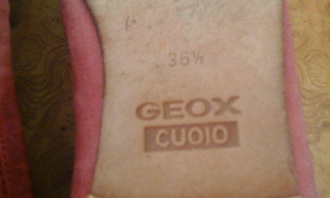 Балеточки GEOX нові