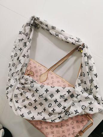 Torebka louis Vuitton plus hustka wiosenna wyprzedaż luis