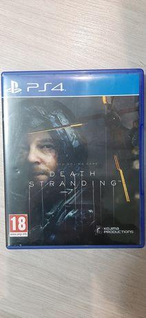 Death Stranding PS4 возможен обмен