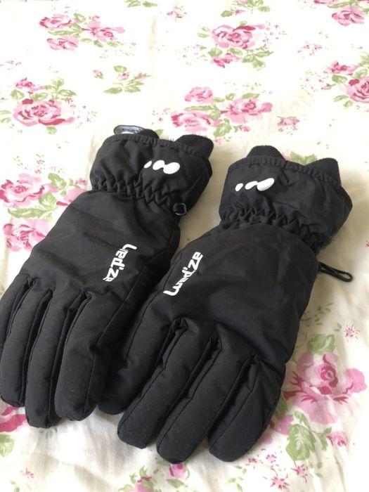 Czarne rękawiczki narciarskie Gdynia - image 1