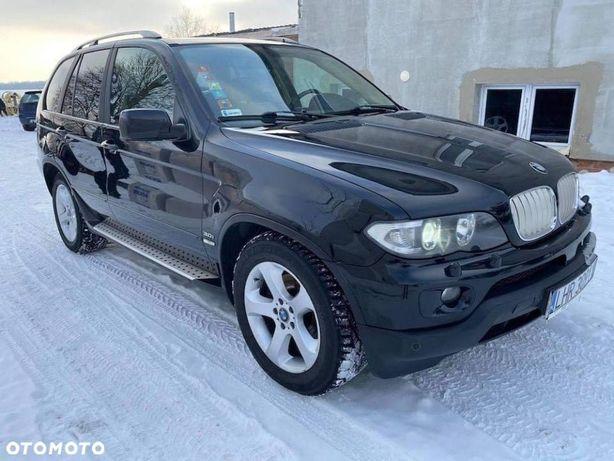 BMW X5 Bmw x5 3.0 benzyna+gaz