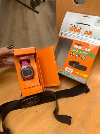 Zegarek TIMEX Ironman + opaska z monitorem pracy serca