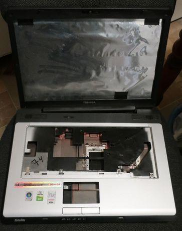 корпус ноутбука Toshiba satellite A210-a19