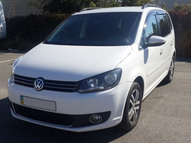 Volkswagen Touran Highline, 2.0, 170Л.С.