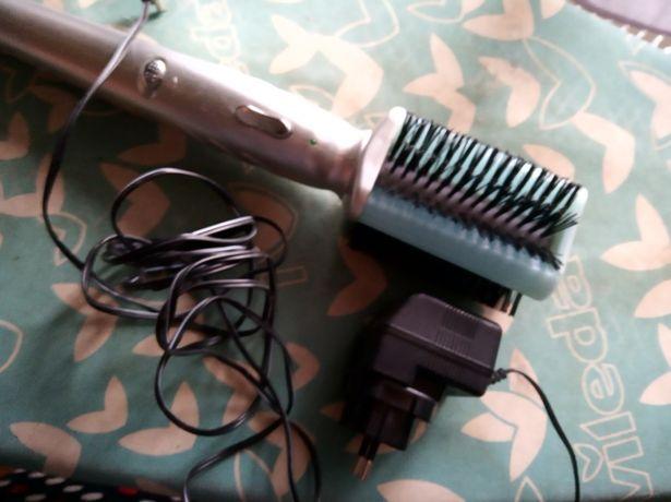 szczotko - suszarka do prostowania włosów
