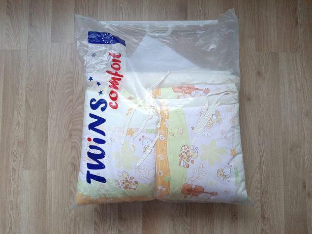 Детское постельное белье для новорожденных Twins Comfort.