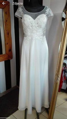 Suknia ślubna sukienka biała