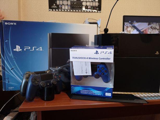 PlayStation 4 (полный фарш)