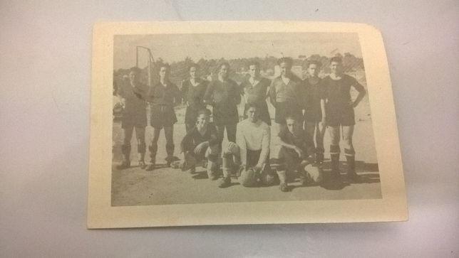 Calendário Antigo 1ª Equipa de Futebol do S.C. Atlético 1939