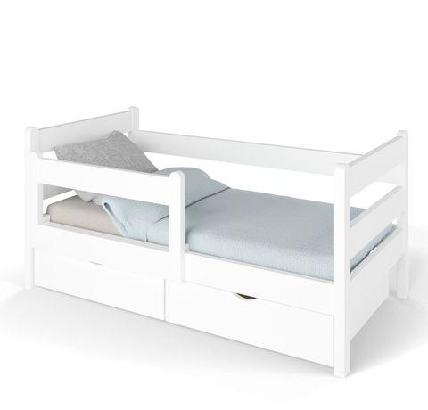 Кровать детская деревянная Карлсон 80х160 подростковая кроватка