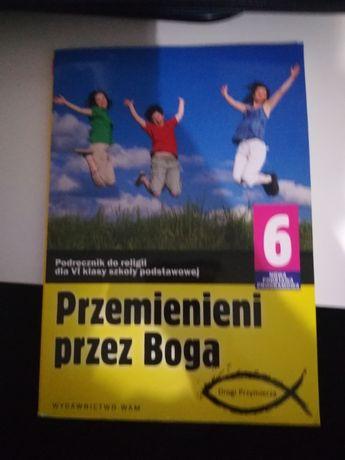 Książki do szkoły podstawowej - Religia klasa 6