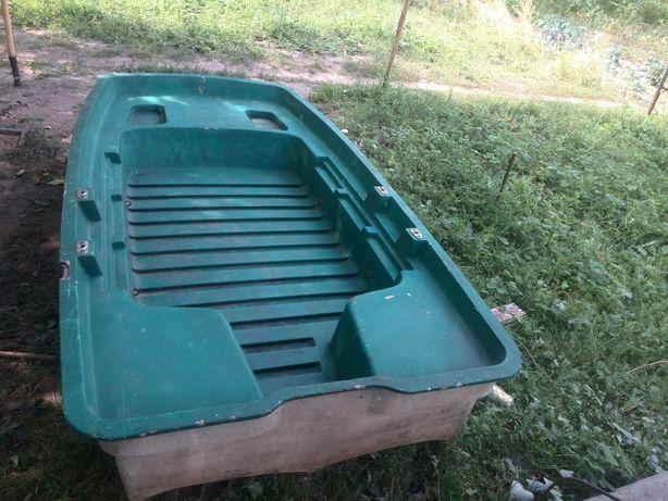 Лодка стеклопластиковая онега