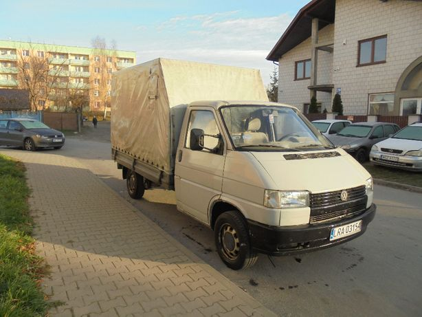 Volkswagen T 4 Plandeka 2,4 Diesel