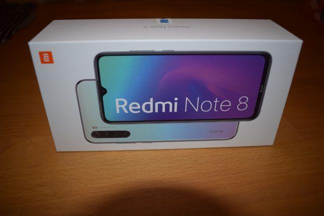 Telefon Redmi Note 8 nowy