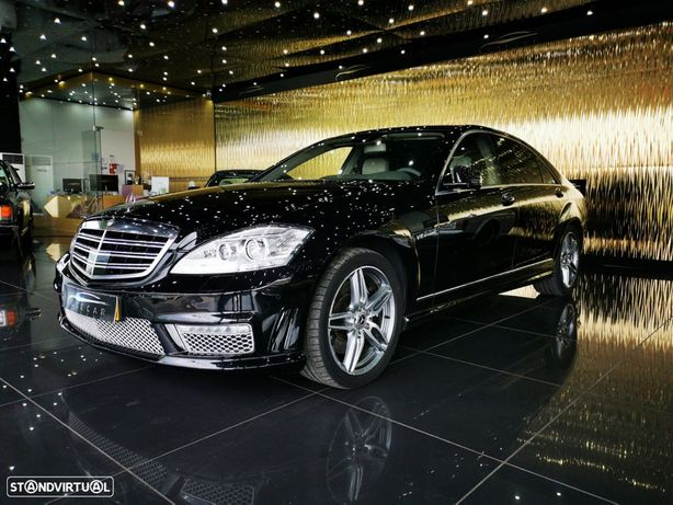 Mercedes-Benz S 500 V8 Longo Amg Nacional